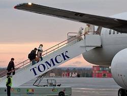 Расписание самолетов томск питер