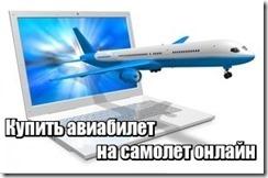 Купить авиабилет на самолет онлайн