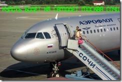 Купить билет на самолет Москва Сочи