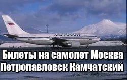 Билеты на самолет с москвы в петропавловск сколько стоит билет москва ницца на самолете