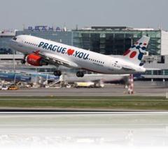 Билеты на самолет в Прагу