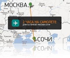 Дешевые авиабилеты Москва Сочи
