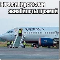 Новосибирск Сочи авиабилеты прямой
